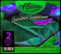 Jambon Supérieur sans Couenne - Produit - fr