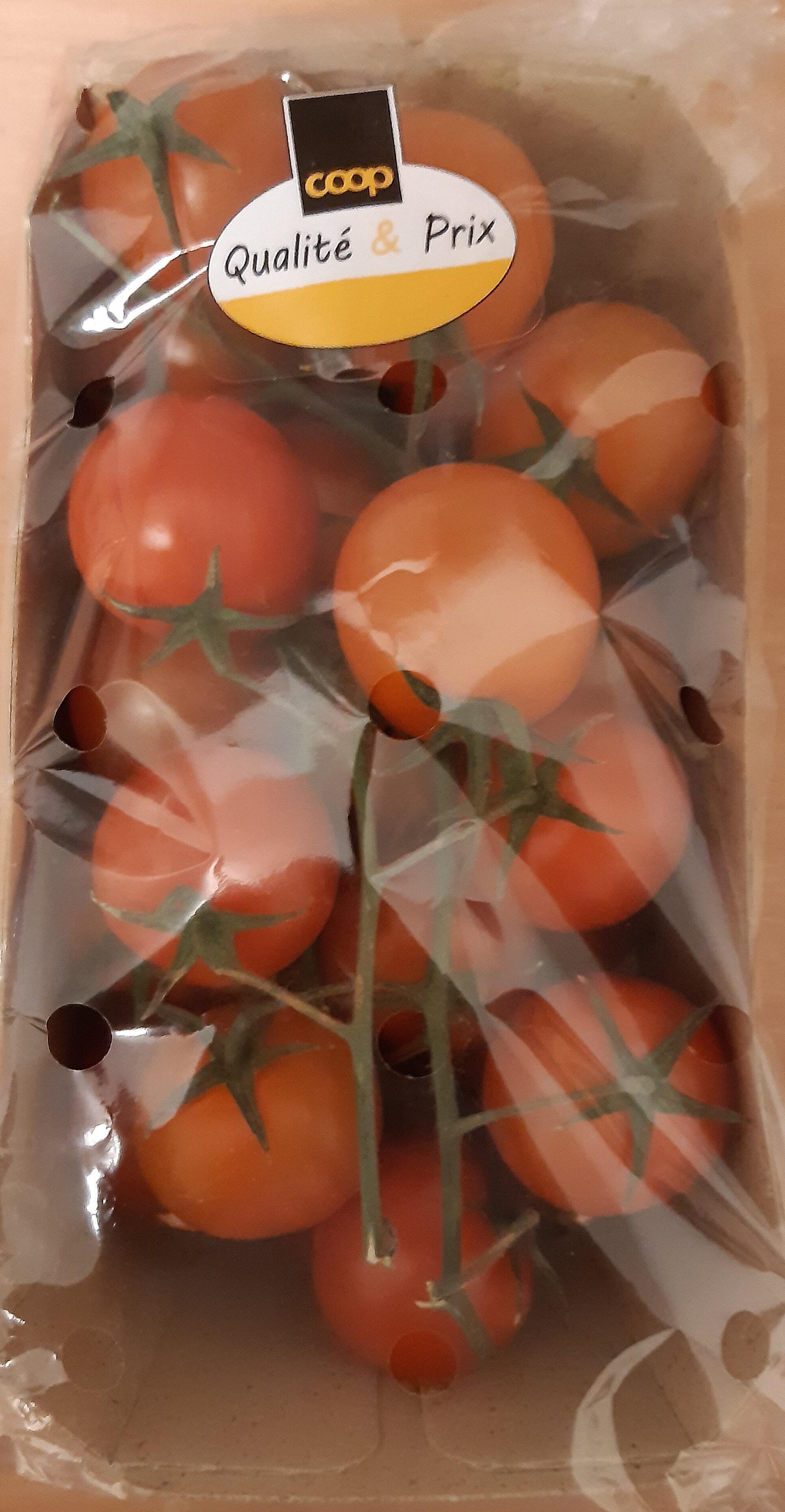 Tomate Cherry Grappe - Prodotto - fr