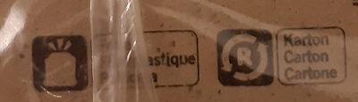 Tomate Cherry Grappe - Istruzioni per il riciclaggio e/o informazioni sull'imballaggio - fr