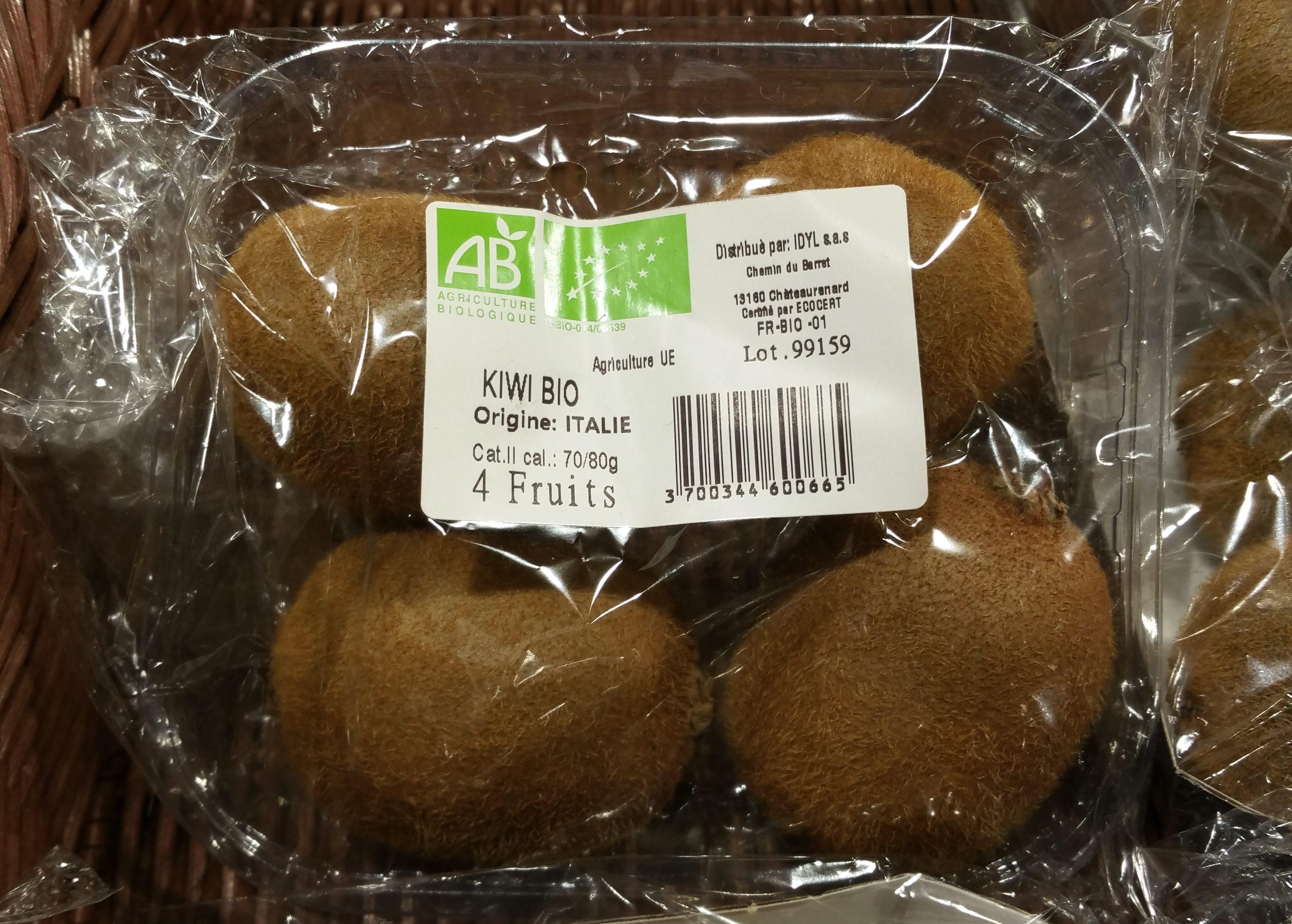 Kiwi Bio - Product