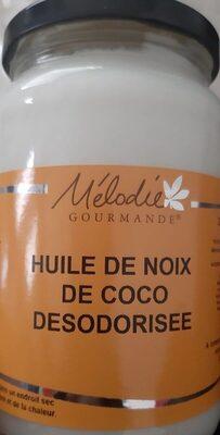 Huile de noix de coco - Product - fr
