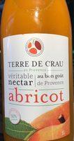 Véritable Nectar Abricot - Prodotto - fr