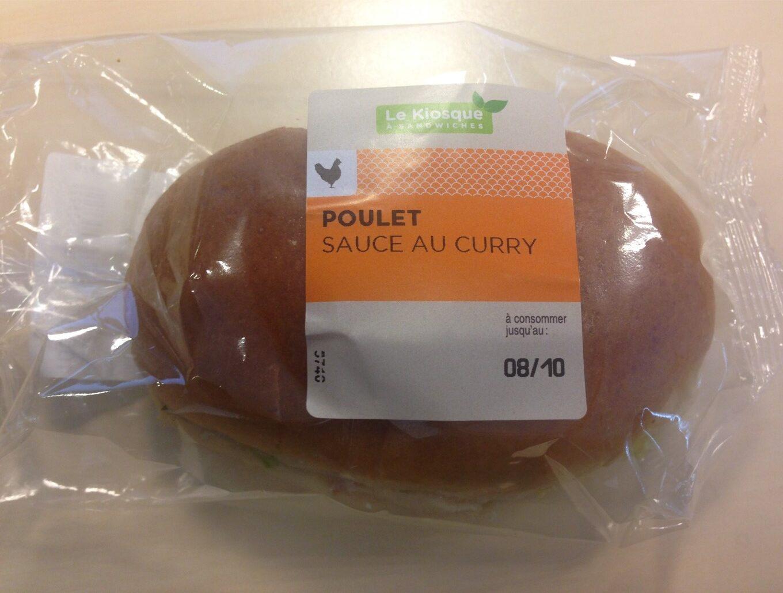Poulet Sauce au curry - Product