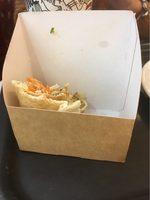 Wraps falafel & menthe - Produit - fr