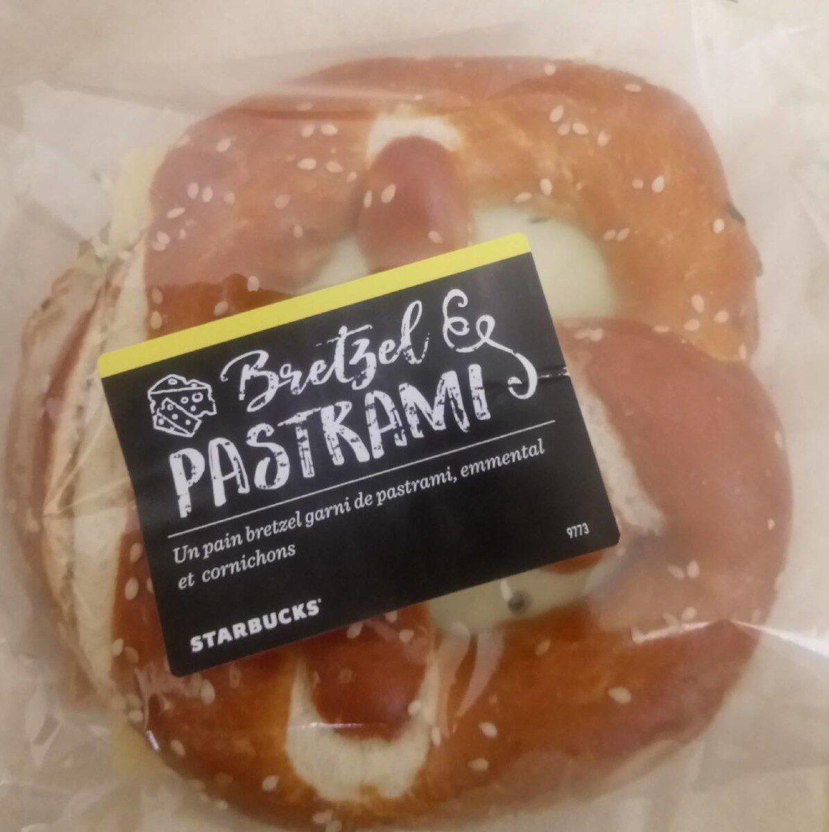 Bretzel pastrami - Product - fr