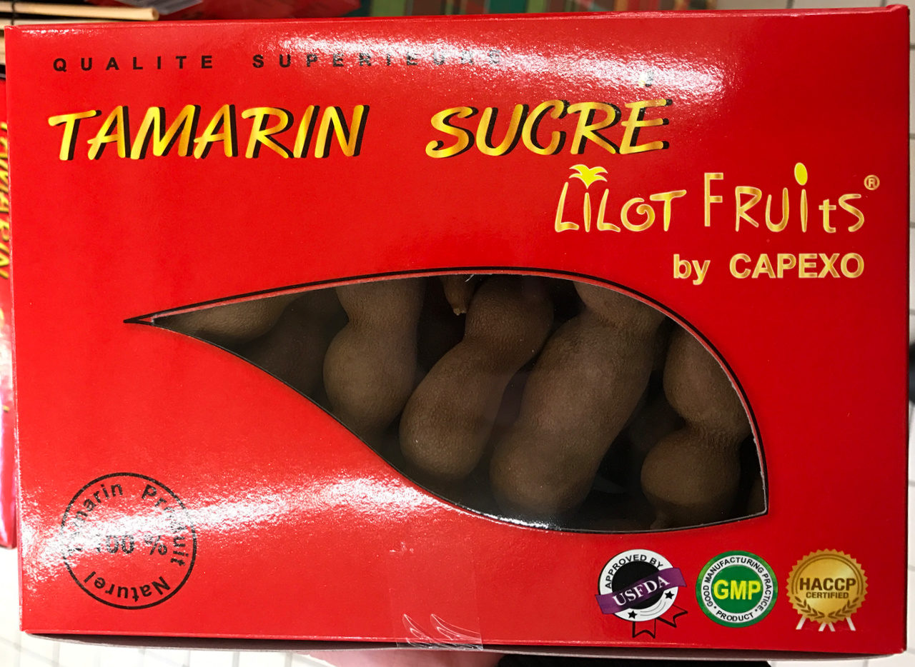 Tamarin Sucre - Product - fr