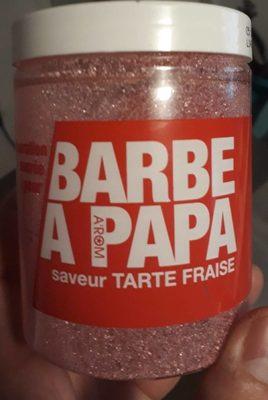 Barbe a papa - Produit