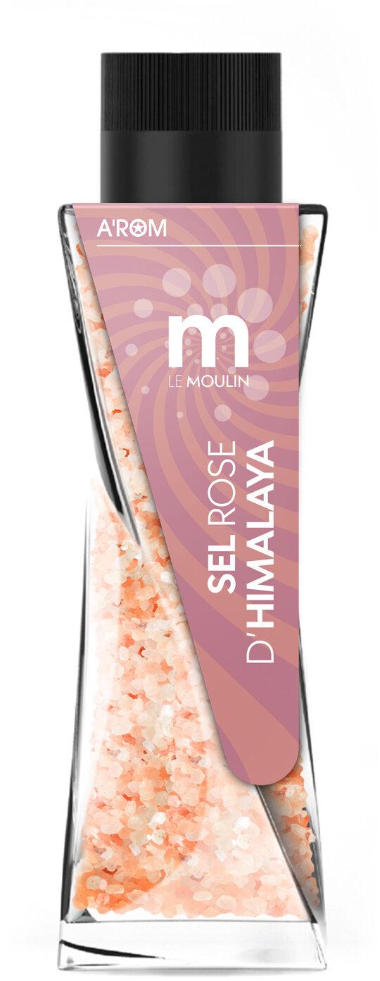 Moulin torsadé au Sel rose d'Himalaya - Produkt - fr