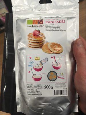 Preparation pour pancakes - Product - fr