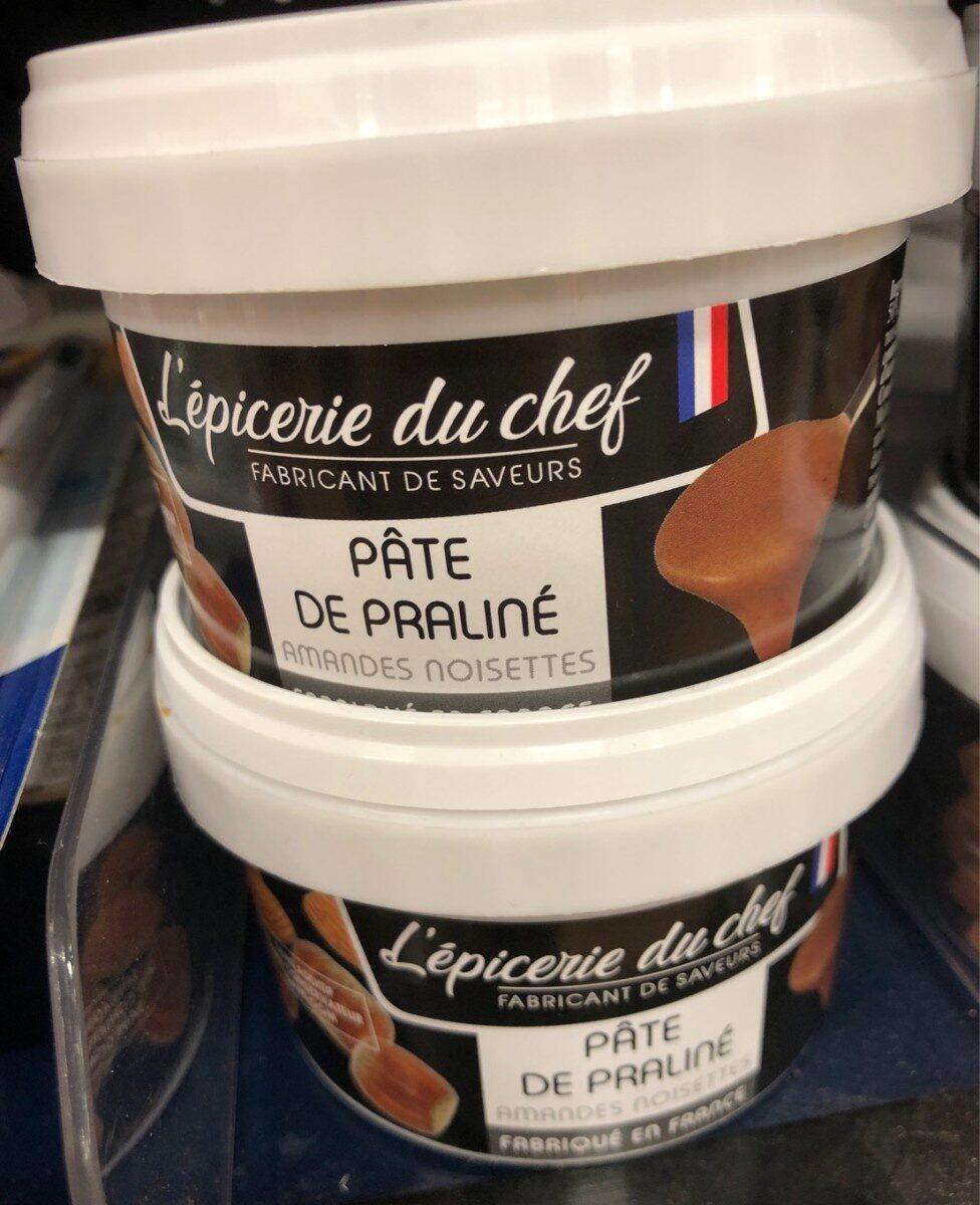 Pâte de praliné - Produit - fr