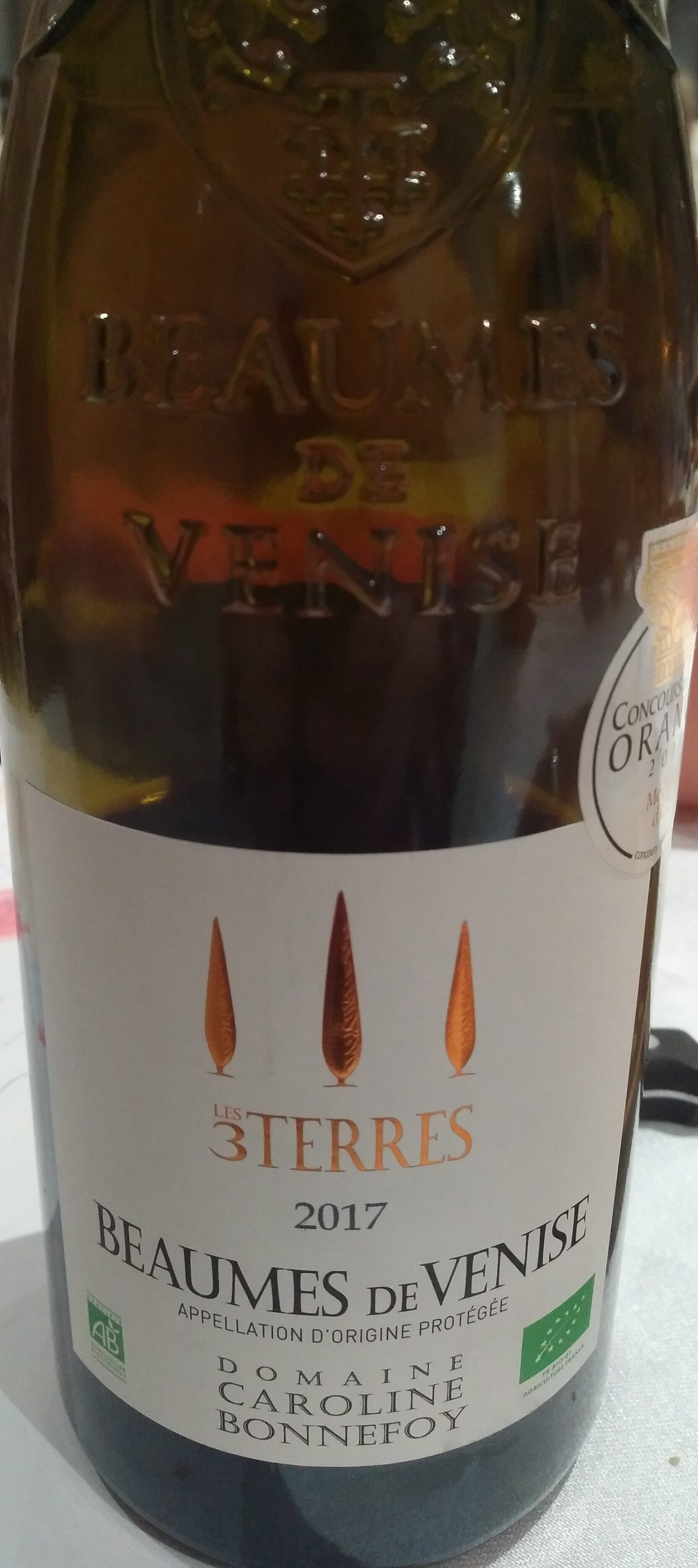 Beaumes de Venise - Product