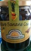 Confiture banane cannelle - Product