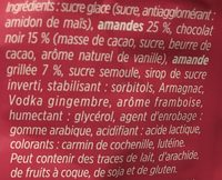Les coucougnettes - Ingredients