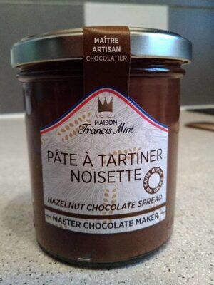 Pâte à tartiner noisette - Product