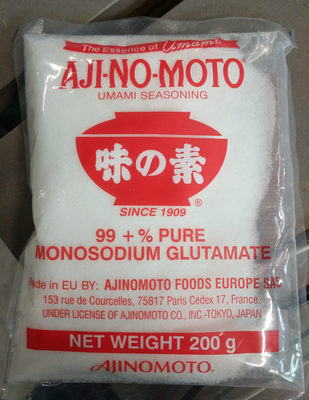Monoglutamate De Sodium Ajinomoto - Producto - fr
