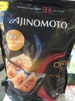 Gyoza de pollo y verduras - Product - fr