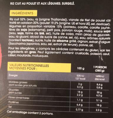 Teppanyaki - Product - fr
