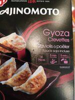 Gyosas crevettes - Product - fr