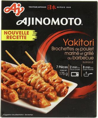 Yakitori - Produit - fr