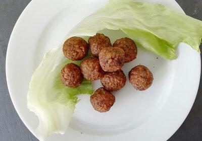 Kefta vegball - Produit - fr