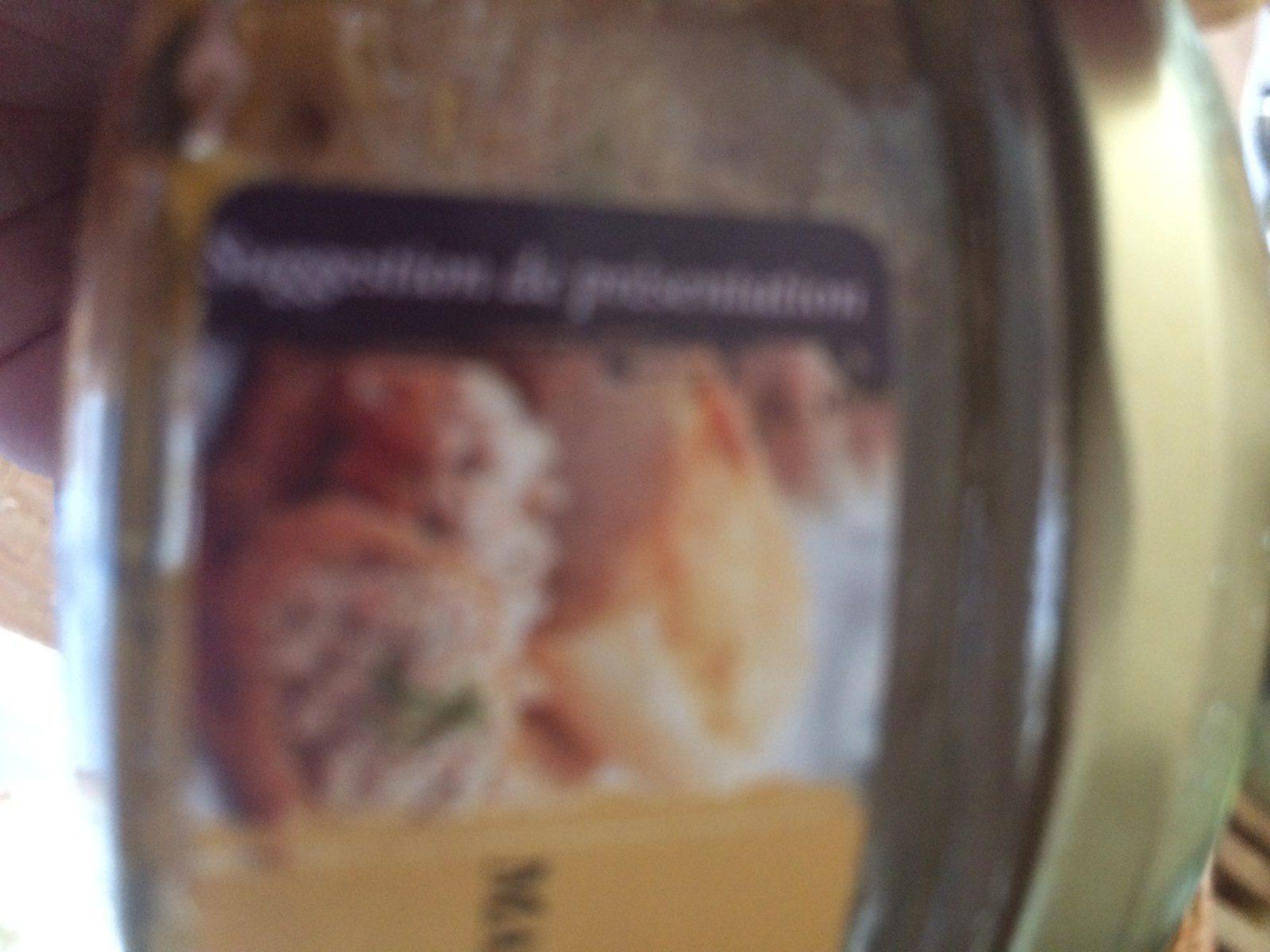 Manchonnade de canard - Produit