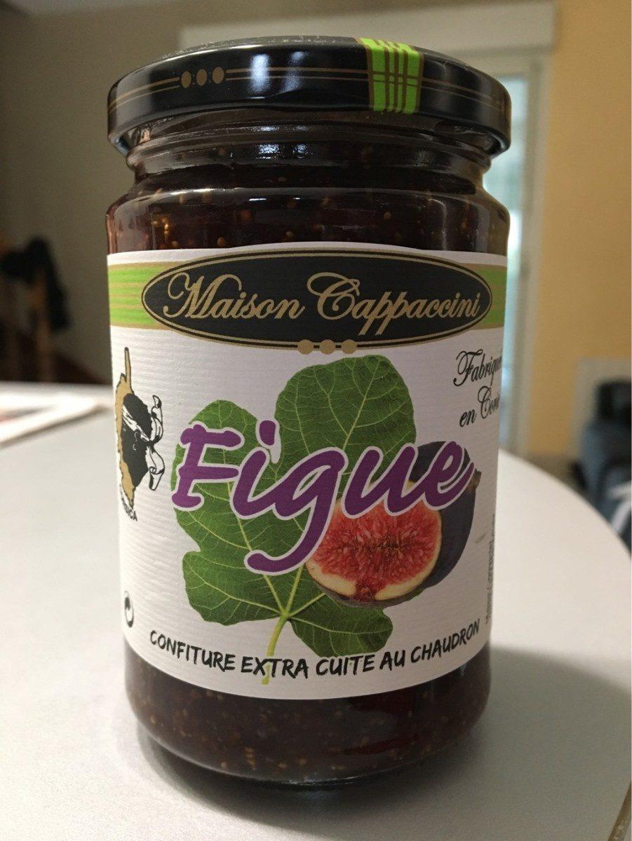 Confiture figue - Product - fr