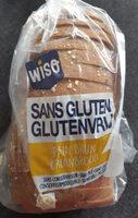 Pain brun sans gluten - Produit - fr