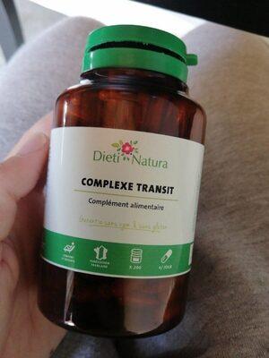 Complément alimentaire complexe transit - Produit - fr