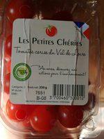 Des Tomates cerises qui ont du goût - Ingredients - fr