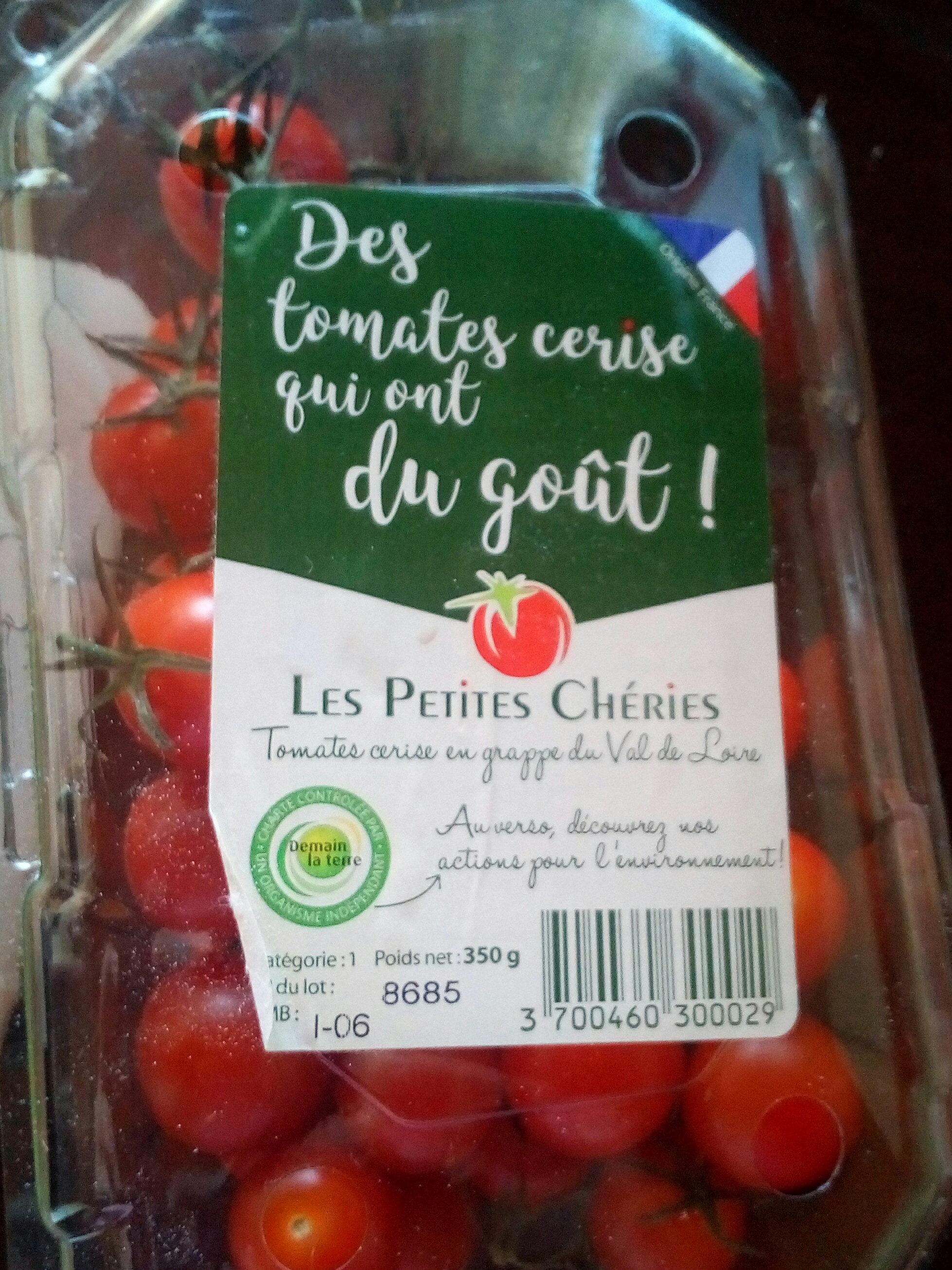 Tomate Cerise - Produit