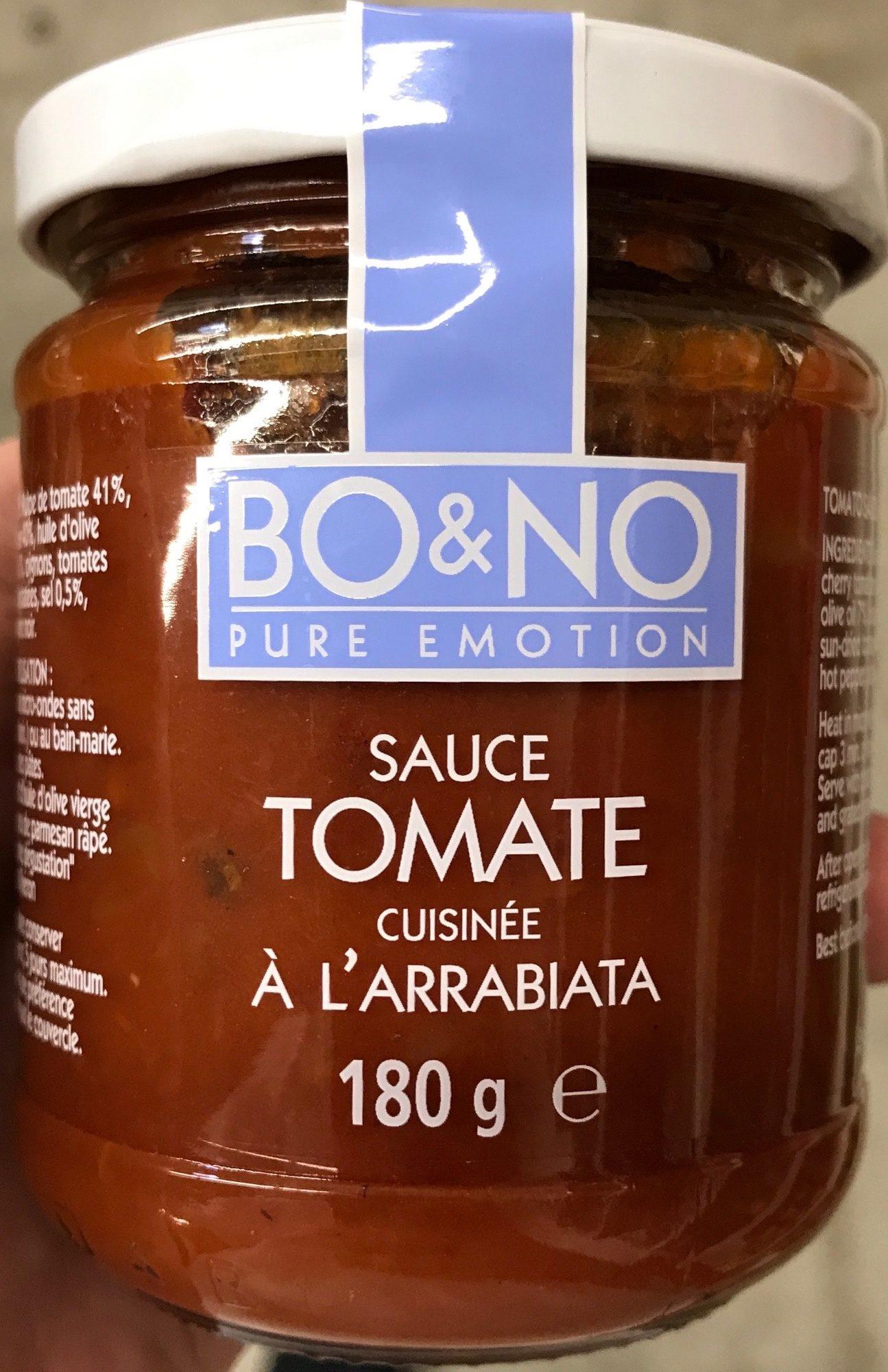 Sauce Tomate cuisinée à l'Arrabiata - Product - fr