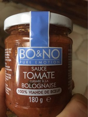 Sauce Tomate - Produit