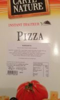 Pizza Marguerita Bio - Product
