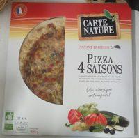 Pizza 4 Saisons - Producto