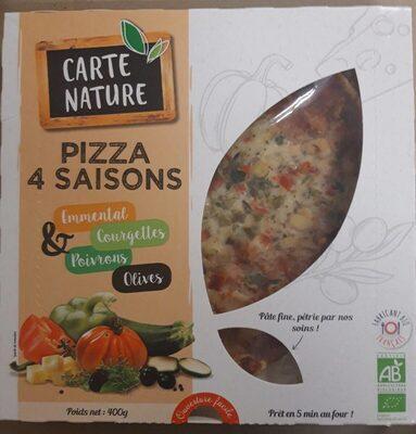 Pizza 4 Saisons - Produit - fr