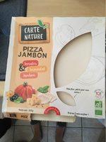 Pizza Jambon - Product