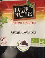 Quiches Lorraines lardons & Emmental - Produit - fr