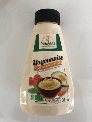 Mayonnaise à La Moutarde De Dijon Tube - Produit