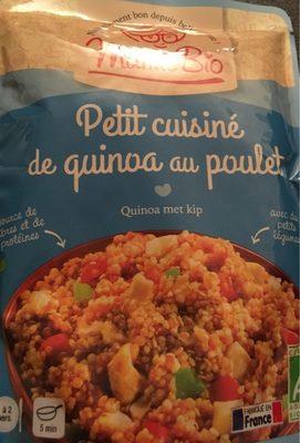 Petit cuisine de quinoa au poulet - Produit