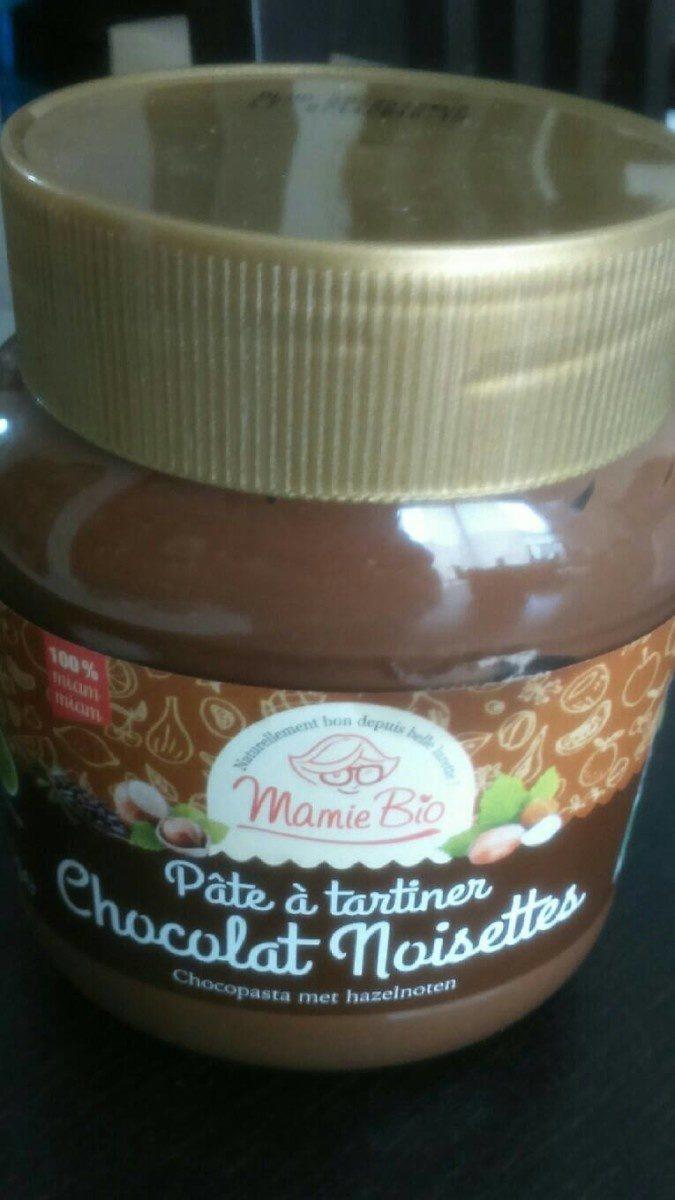 Pâte à tartiner chocolat noisettes - Product