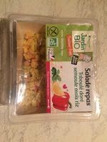 Salade repas taboulé doré semoule maïs riz - Product