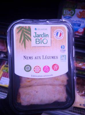 Nems aux légumes - 1