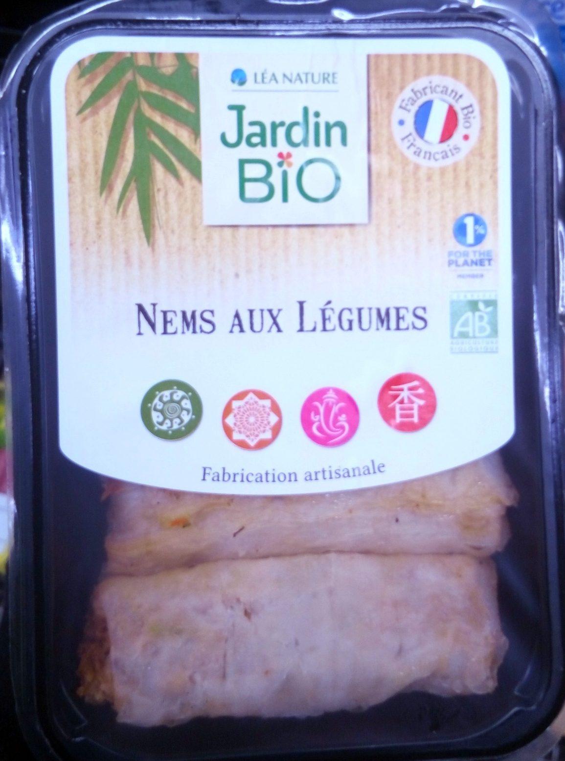Nems aux légumes - Product