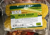 Maïs doux cuit à la vapeur - Produit