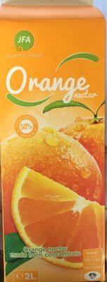 Orange nectar - Product