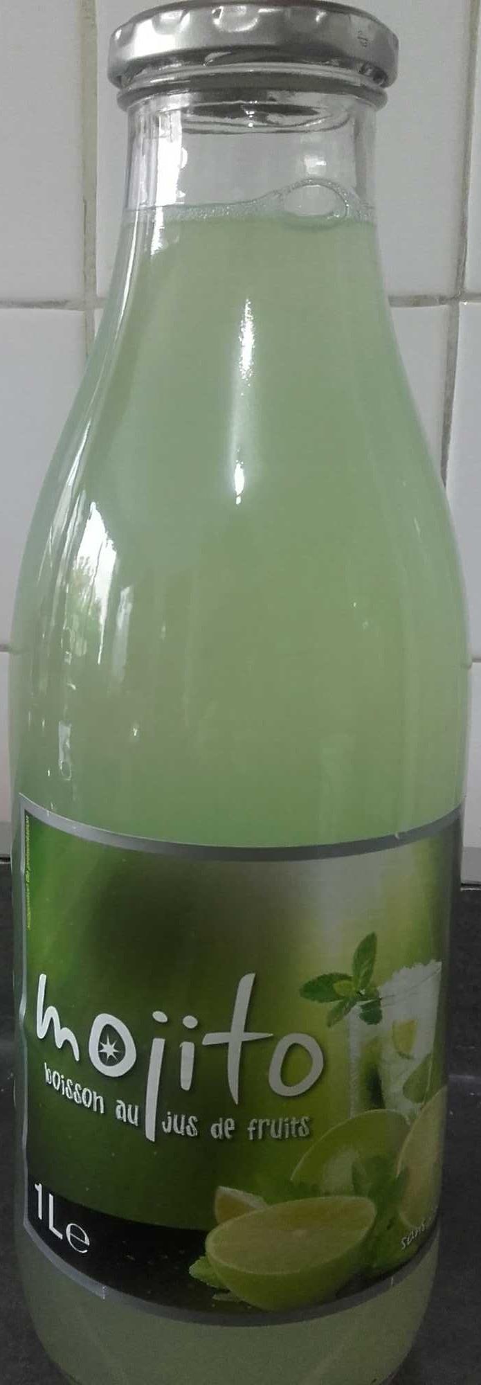 Mojito Boisson au Jus de Fruits - Produit