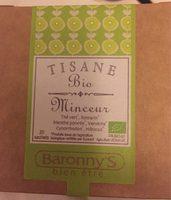 Tisane minceur - Product