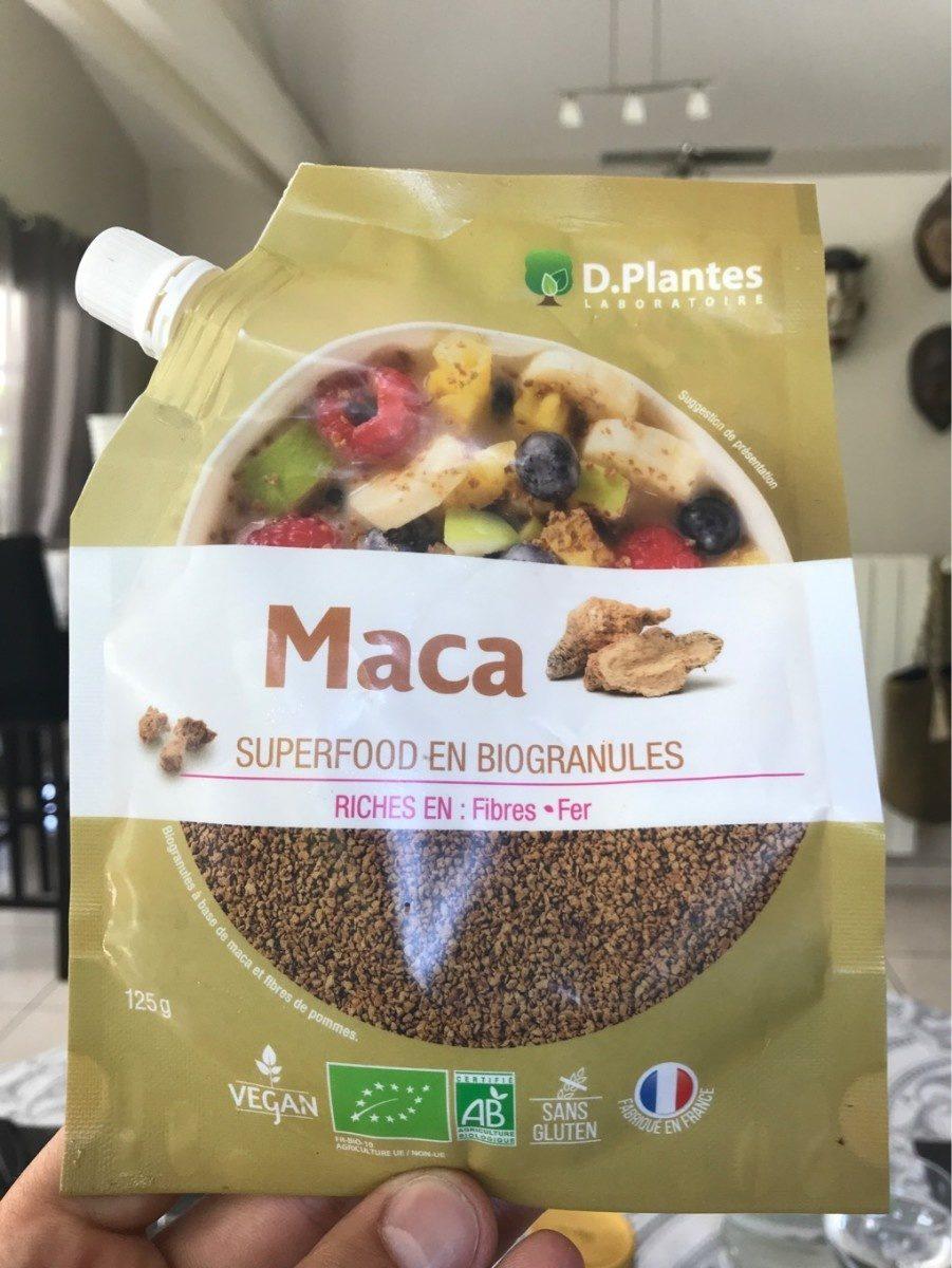 Maca - Product - fr