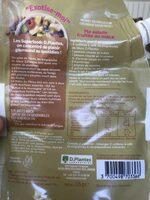 Maca - Ingredients - fr