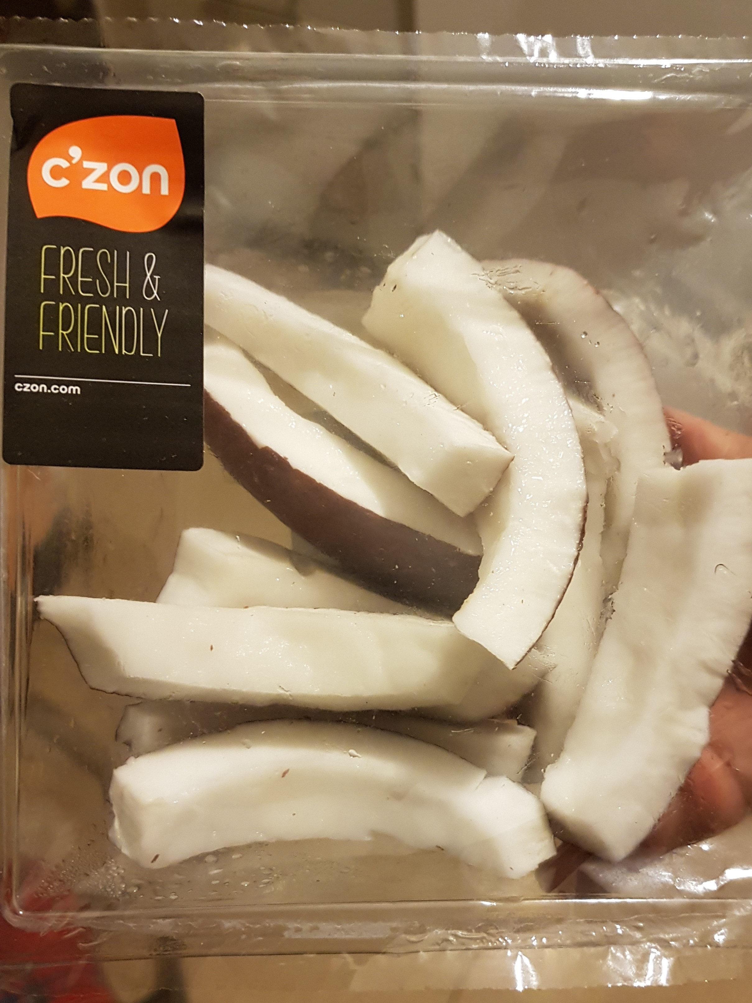 Noix de coco Czon, barquette - Product
